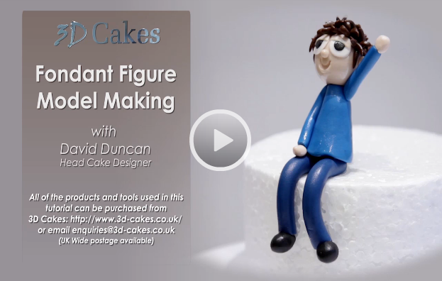 Fondant Figure Model Making