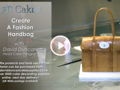 Create a Fashion Handbag