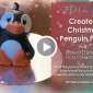Christmas Penguin Figure Tutorial