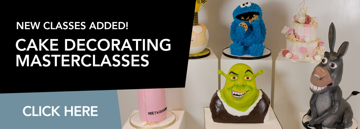 Local Cake Decorating And Sugarcraft Classes : Home - 3D Cakes Video Tutorials